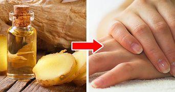 Tratament pentru unghii puternice. Il poti prepara la tine acasa