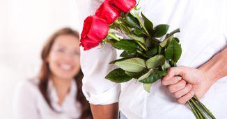 Ce spun florile pe care ti le aduce despre relatia voastra