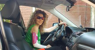 """Carmen Bruma implicata intr-un accident de circulatie: """"Din fericire…"""""""
