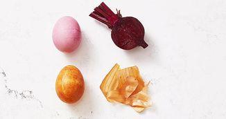 Cum sa faci vopsea naturala pentru ouale de Pasti. Trucuri geniale