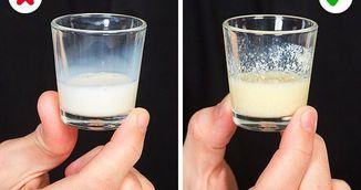 Cum sa-ti dai seama daca laptele pe care l-ai cumparat este natural?
