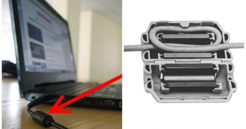 Sigur te-ai intrebat si tu! Uite de ce toate calburile de laptop au acest cilindru!