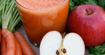 Sucul de mere si ghimbir care arde grasimea in plus. Slabesti de la primul pahar