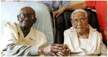 Au 213 ani impreuna si tocmai au sarbatorit 82 de ani de casnicie! Uite care este secretul lor!