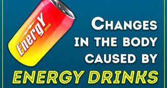 Efectele SOCANTE pe care le au bauturile energizante asupra corpului tau!