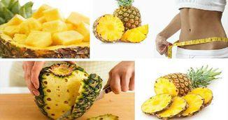Incearca dieta cu ananas! Slabesti cinci kilograme in trei zile!