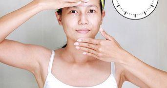 Regula de 10 secunde a femeilor din Coreea pentru un ten perfect