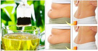 Scapa de 8 centimetri din talie in 7 zile! Ai nevoie de ceaiul asta din trei ingrediente!