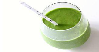 Sucul verde din doua ingrediente care iti detoxifiaza organismul si te ajuta sa slabesti 1 kilogram pe saptamana