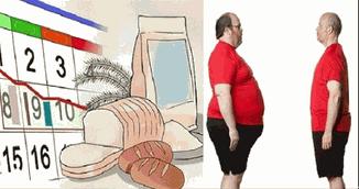 Planul alimentar care te scapa de 10 kilograme in 15 zile