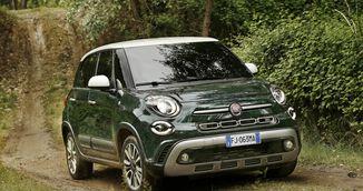 Cum arata noul Fiat 500L!