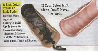 Genial! Cum sa scapi de 10 kilograme de toxine din colon!