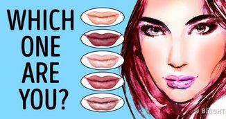 Ce spune culoarea buzelor tale despre starea ta de sanatate!