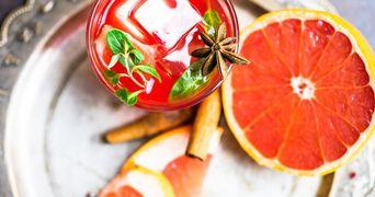 Sucul delicios cu scortisoara si grapefruit care te ajuta sa slabesti 5 kilograme pe luna