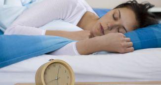 Mitul celor 8 ore de somn a fost spulberat! Cat si cum trebuie sa dormim