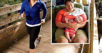 Cum slabesti 50 de kilograme fara efort. Secretul unei femei din Statele Unite