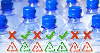 Trei semne care iti spun ca nu ar mai trebui sa refolosesti sticlele din plastic!