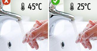 O faci zilnic, insa cu siguranta nu o faci corect! Cum trebuie sa te speli pe maini!