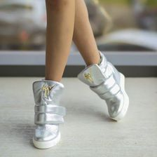 Pantofi Sport Zanito Argintii 2