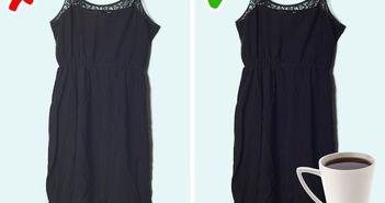 Trucul complet natural care iti face hainele negre sa straluceasca din nou. Sigur nu stiai ca se poate
