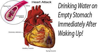 Tratament cu apa pentru zeci de boli! Se bea pe stomacul gol!