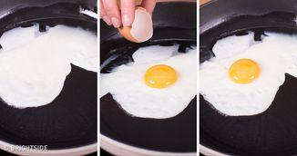 Cum faci ouale prajite sa fie perfecte. Acesta este trucul pe care nu ti l-a spus nimeni