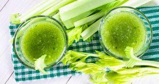 Elixir cu lamaie si telina pentru scaderea colesterolului si trigliceridelor