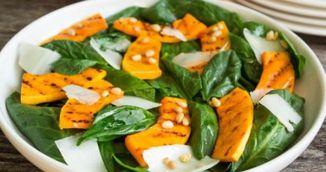 Salata delicioasa pentru diete. Te ajuta sa scapi mai repede de kilogramele in plus