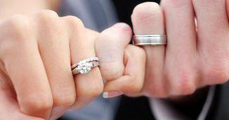 Traditii de nunta: Afla de ce se poarta verigheta pe al patrulea deget