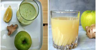 Sucul asta din patru ingrediente iti scoate toate toxinele din corp! Scapi de kilograme de deseuri!