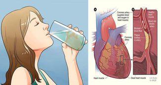 Tratamentul cu apa - Iti scade riscul de cancer diabet si tensiune. Uite cum se tine