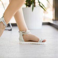 Sandale Vela Argintii