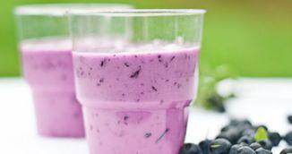 Cum slabesti 3 kilograme in 3 zile cu dieta cu afine si lactate