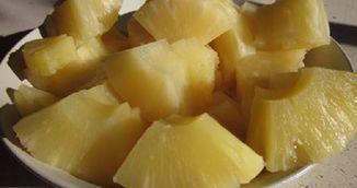 Cum slabesti cinci kilograme in trei zile cu ananas. Meniu complet