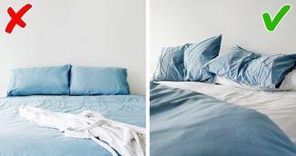 De ce nu trebuie sa-ti mai faci patul dimineata. Nu ti-a spus nimeni asa ceva