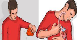 Incepi sa elimini aerul din stomac in 5 minute dupa ce ai baut bicarbonat de sodiu? Uite ce inseamna!
