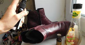 Cum sa indepartezi mirosul neplacut din pantofi. Incearca aceste trucuri
