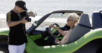 Ea e femeia care a condus conceptul la care nimeni nu are acces: Volkswagen ID. Buggy