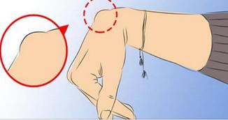 Ti-a aparut asa ceva la incheietura mainii? Mergi urgent la medic! Motivul te va soca!