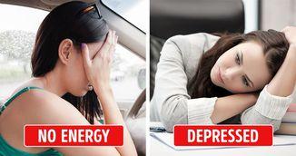 Esti mereu obosita si trista? Mergi imediat la medic. Acest organ ar putea sa-ti cedeze