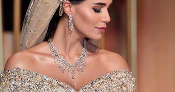Aceasta rochie de mireasa facuta la comanda pentru o femeie din Liban te va lasa fara cuvinte!
