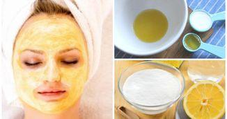Cea mai eficienta masca pentru tenul tau. Te scapa de cercurile negre de sub ochi, de punctele negre si de acnee.