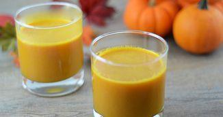 Bautura eficienta pentru slabit: sucul de dovleac. Cum se consuma