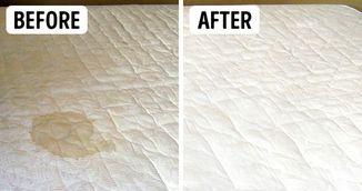 Genial! Cum sa faci salteaua de pe pat sa fie ca noua! Aplica aceasta solutie naturala!