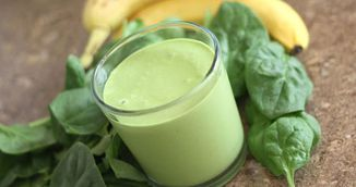 Shake cu proteine dupa antrenamentele la sala. Iti reface echilibrul electrolitic