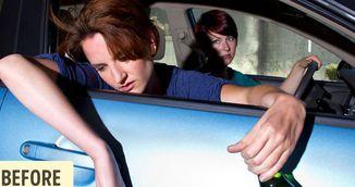 Cum scapi de raul de masina cu un truc simplu