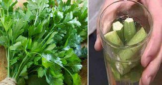Bautura din doua ingrediente ieftine care iti curata pe loc rinichii de toxine - Costa mai putin de 1 leu