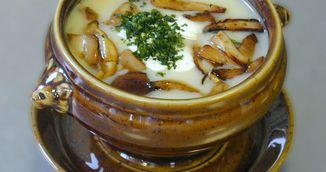 Cea mai simpla reteta de supa-crema de ciuperci! Nu ai mancat nimic mai bun!