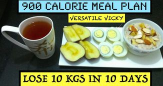 Cum slabesti 10 kilograme in 10 zile cu cateva ingrediente simple!