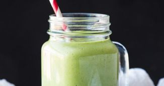 Bautura verde care iti ajuta digestia si stimuleaza procesul de slabire